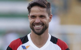 Diego Ribas coştu! Flamengo formasıyla bir gol daha...