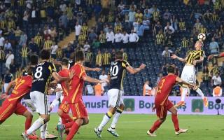 Fenerbahçe - Kayserispor | Maçtan kareler