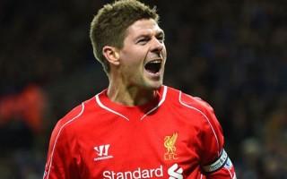 Steven Gerrard'dan Nigel de Jong'a mesaj