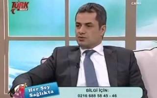 Opr. Dr. Ömer Cenker Ilıcalı - Her şey sağlıkta - Türkmax TV