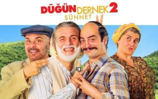 Düğün Dernek 2: Sünnet TV'de ilk kez TV8'de!