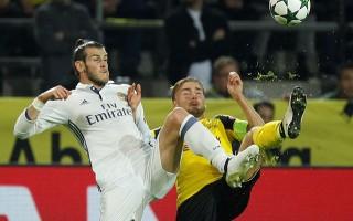 Borussia Dortmund - Real Madrid maçı nefes kesti!