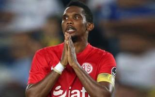 Eto'o Galatasaray maçında oynayacak mı?