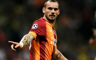 'Sneijder'in haddine mi?'