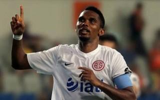 Antalyaspor'da Samuel Eto'o için flaş karar!