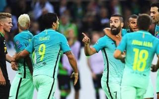 Ardalı Barcelona kazanmayı bildi!