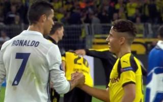 Cristiano Ronaldo'dan Emre Mor sürprizi!