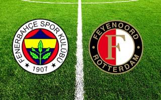 Fenerbahçe - Feyenoord | CANLI ANLATIM