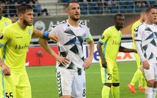 Konyaspor, Belçika'da yıkıldı!