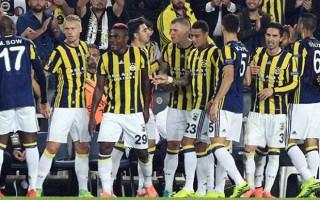 İşte Fenerbahçe - Feyenoord maçı caps'leri
