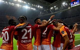 Türk Telekom Arena'da rekor maçı!