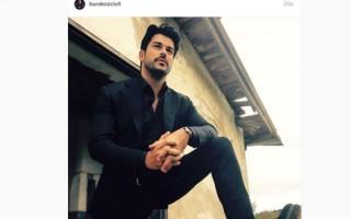 Instagram'da ünlüler (07/10/2016)