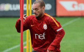Galatasaray'da flaş gelişme! Wesley Sneijder...