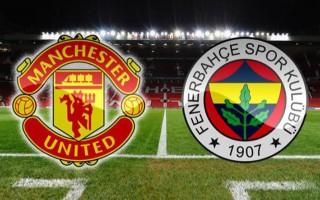 Manchester United - Fenerbahçe | CANLI ANLATIM 0-0