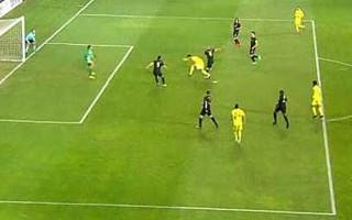 Osmanlıspor-Villarreal maçında hakemden skandal karar!
