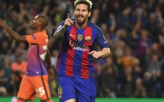 Şampiyonlar Ligi'ne Messi damgası!