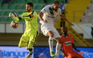 Bursaspor 3 puanı bırakmadı!