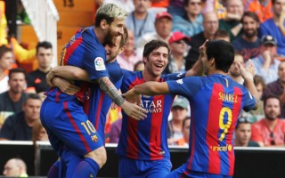 Barcelona uzatmada avladı!