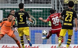 Dortmund 1 puanı son dakikada kurtardı