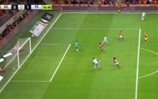 Trabzonspor'un golü ofsayt mı?