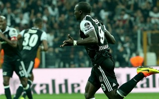 Aboubakar gol atınca Tolga'nın yanına koştu! Çünkü...