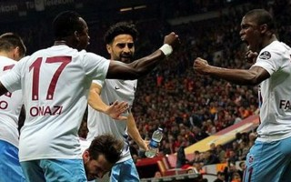 Trabzonspor'da yüzler gülüyor...