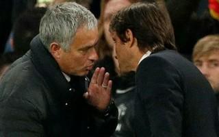 Conte'den Mourinho'ya cevap geldi!
