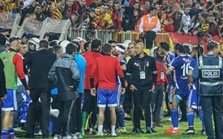 'Polis tünelde oyuncularımızı dövdü'