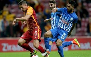 G.Saray Arena'da Dersimspor'a gol yağdırdı!