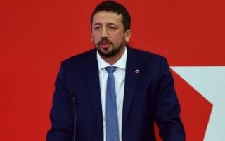Yeni başkan Hidayet Türkoğlu!