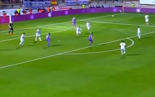 Herkesin ağzı açık kaldı! Real Madrid'in yıldızı öyle bir gol attı ki...