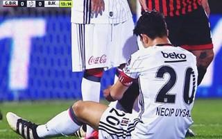 Beşiktaş'ta bir sakatlık şoku daha! Devam edemedi...