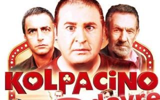 Kolpaçino 3 Devre TV'de ilk kez TV8'de