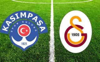 Kasımpaşa - Galatasaray | CANLI ANLATIM