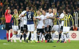 Fenerbahçe-Beşiktaş derbisi sınıfta kaldı