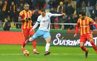 Trabzonspor'un yüzü sonunda güldü!