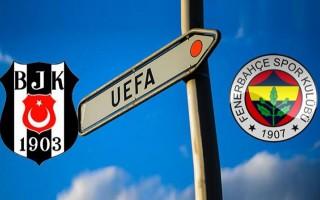 Oranlar açıklandı! UEFA'da kim favori...
