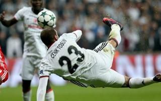 UEFA açıkladı! Haftanın golünü Beşiktaşlı futbolcu attı...
