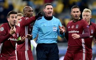 Craig Thomson Beşiktaş'ın başını yaktı!