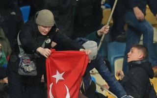 Kiev'de saldırıya uğrayan Beşiktaş taraftarından haber var