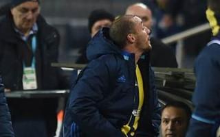 Fenerbahçe taraftarından Aatıf'a öfke!