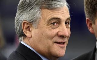 Avrupa Parlamentosu'nun yeni başkanı Antonio Tajani