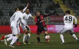 F.Bahçe'de kayıp! 4 gol, 1 penaltı