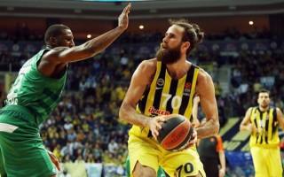 Fenerbahçe-Panathinaikos Superfoods: 84-63