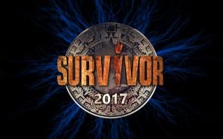 Survivor 2017 heyecanı burada yaşanacak!
