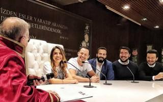Survivor şampiyonu Atakan Arslan evlendi...