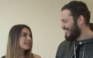 Evlendikten sonra ilk röportaj