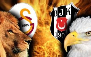 G.Saray'dan Beşiktaş'a 'derbi' göndermesi!