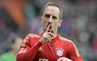 Franck Ribery: Bayern Münih son kulübüm