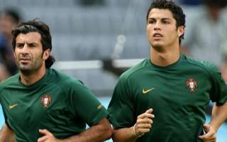Luis Figo'dan Cristiano Ronaldo yorumu